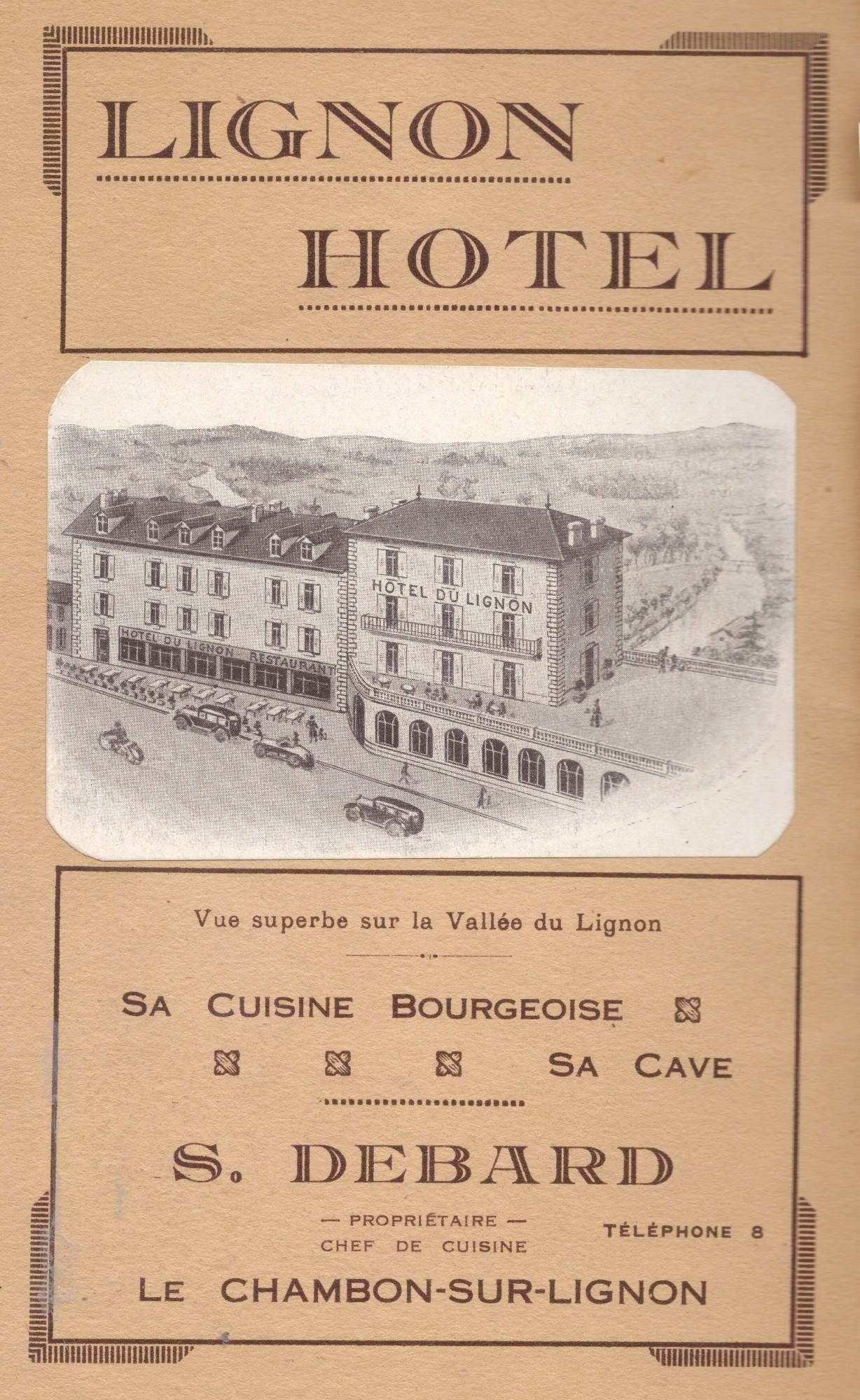 Hôtel du Lignon