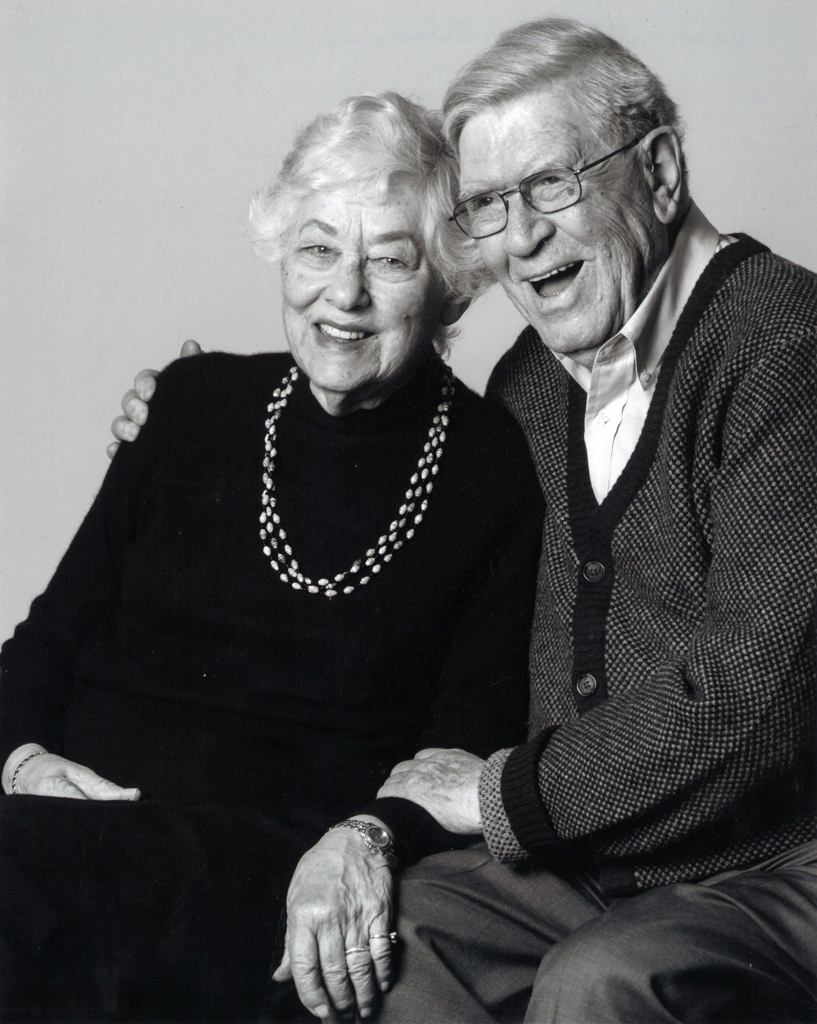 Hanne and Max Liebmann