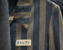 Jacket Closeup with Prisoner Number