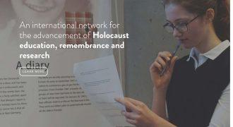 Image of Association of Holocaust Organizations website homepage