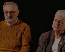 Image of Gabor and Judith Gross, Holocaust survivors